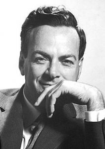 Richard Feynman - science is at best inaccurate (Wikipedia)