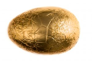 The corner shop can still sell me an Easter egg (courtesy xrrr)