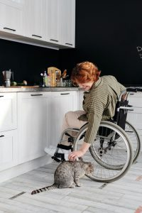 The disabled, women especially, are at risk (Marcus Aurelius from Pexels)